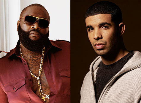 Rick Ross Aston Martin Music Featuring Drake Chrisette Michele On The Next Step