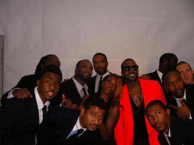 Kanye West – Christmas In Harlem (Featuring Cyhi Da Prince ...